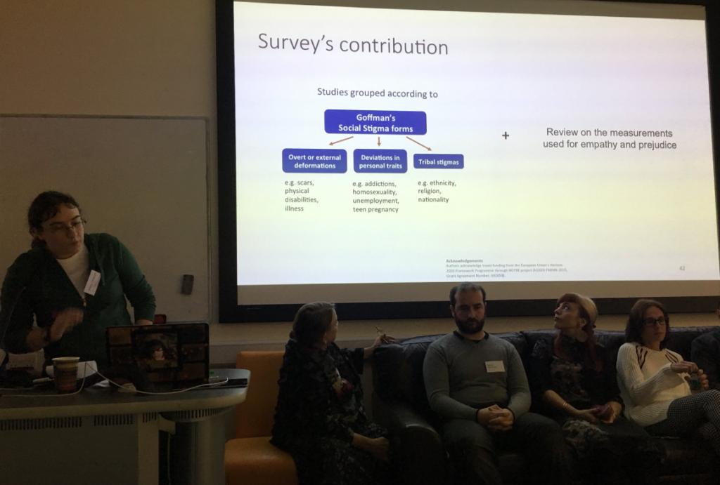 Presentation at VSMM 2017